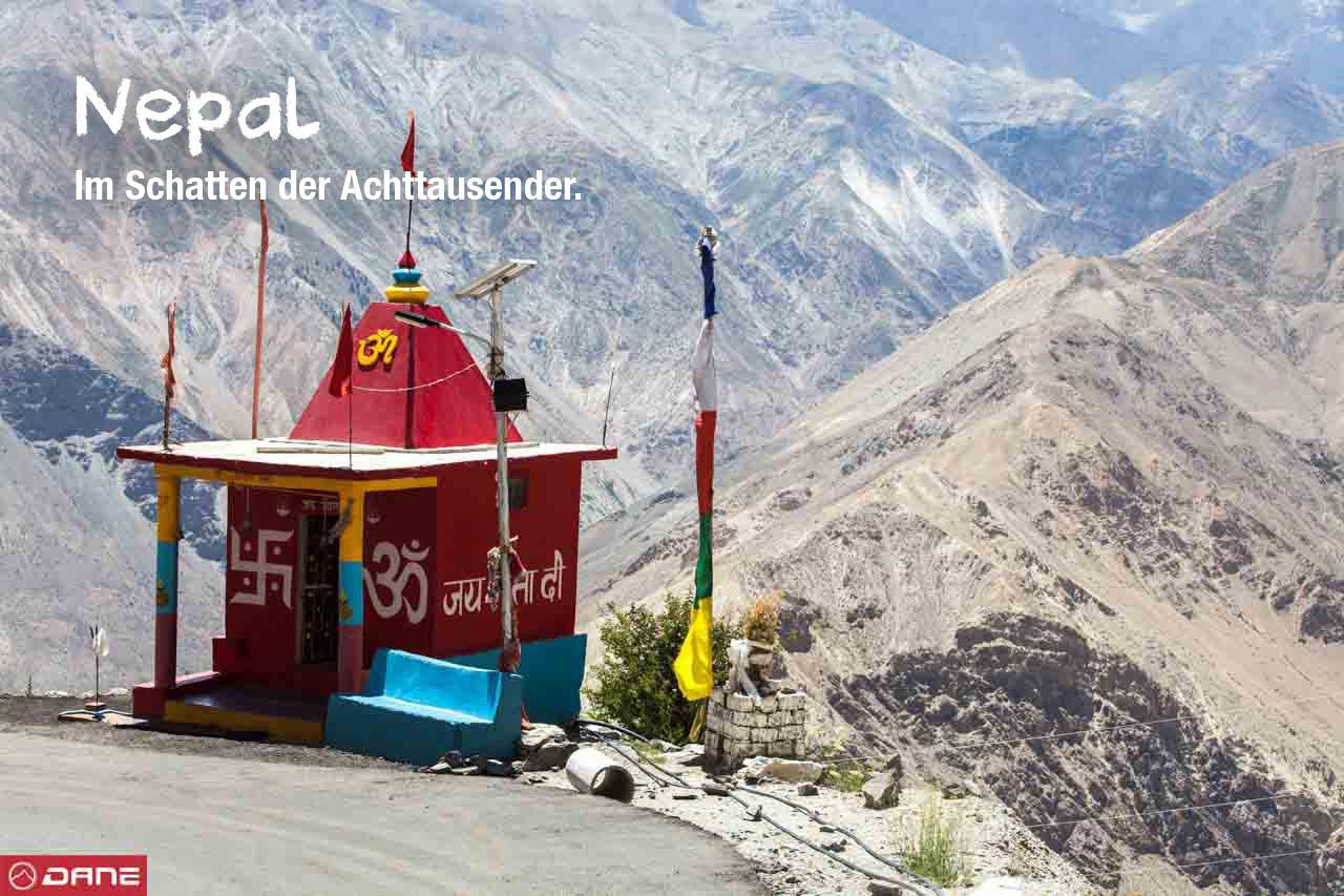 Dane Trophy Nepal. Eine Motorradreise.