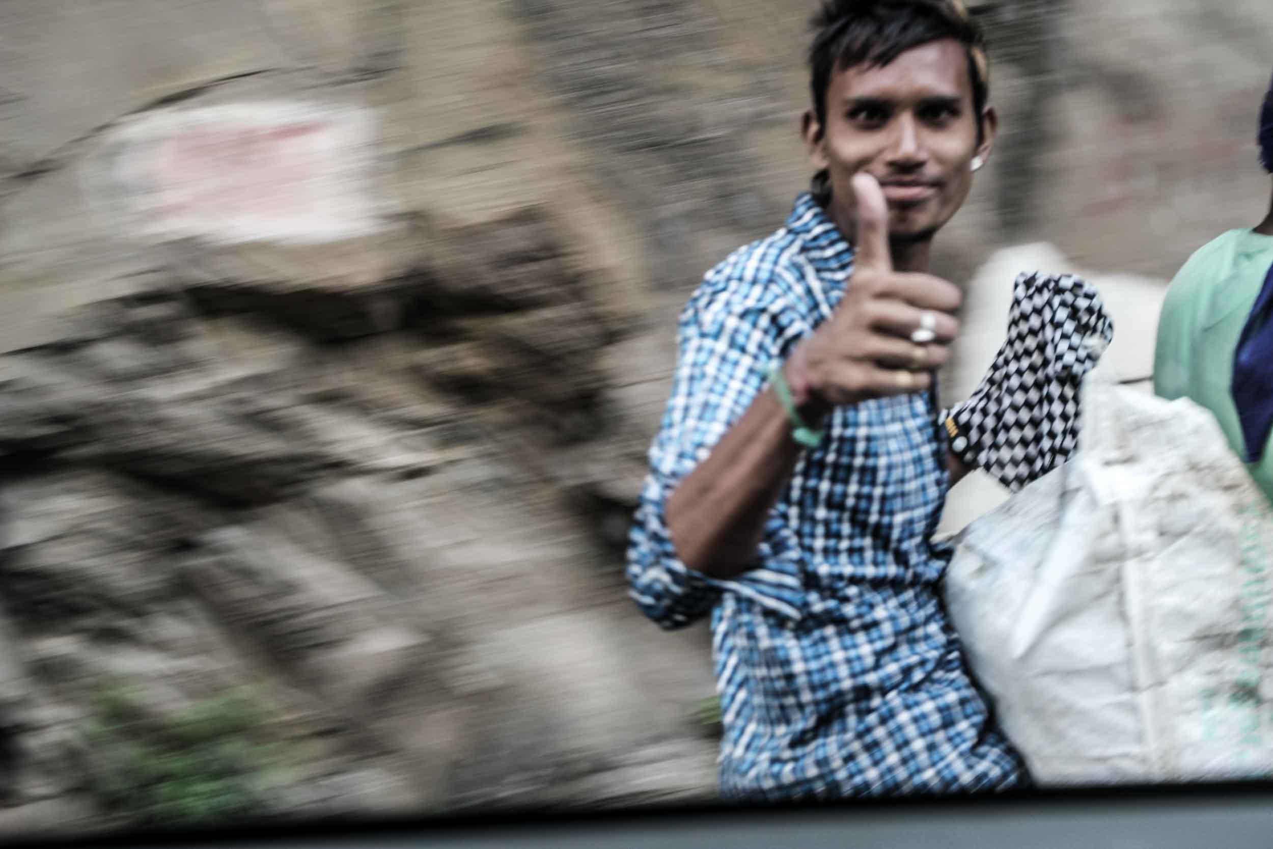 """Tag 3: Chandhigar-Manali. """"Ist dir auch schlecht?"""" Indisch Racing auf 3000m."""