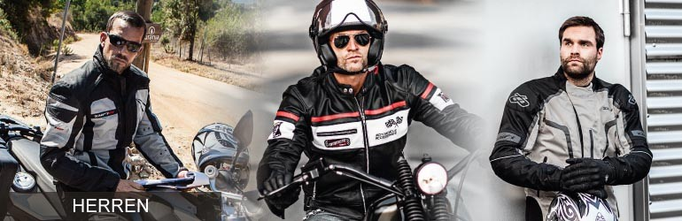motorradbekleidung f r herren im motoport online shop. Black Bedroom Furniture Sets. Home Design Ideas