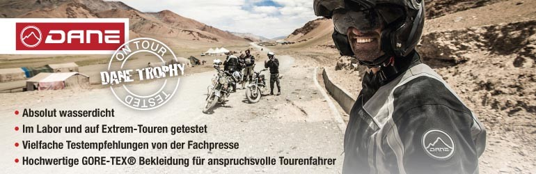 DANE GORE-TEX® Motorradbekleidung