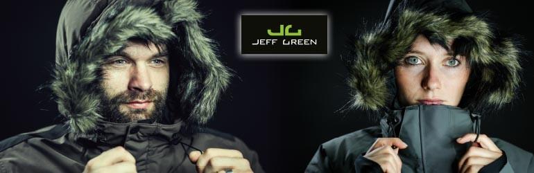 JEFF GREEN Outdoorbekleidung