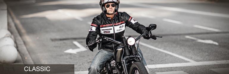 Motorradbekleidung Classic