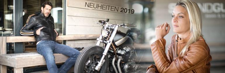 Motorradbekleidung Neuheiten