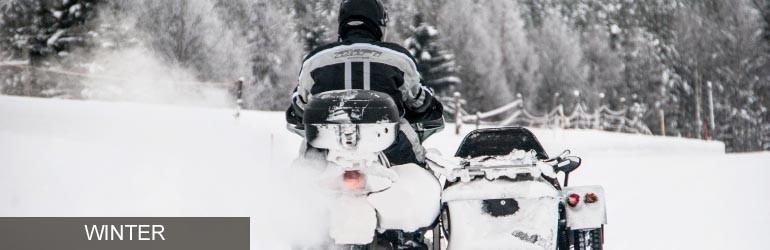 Motorradbekleidung Winter