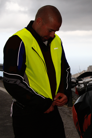 DIFI VISION Reflex Motorradweste