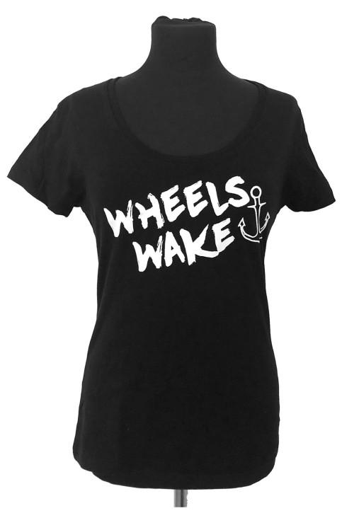WHEELS & WAKE DAMEN T-SHIRT
