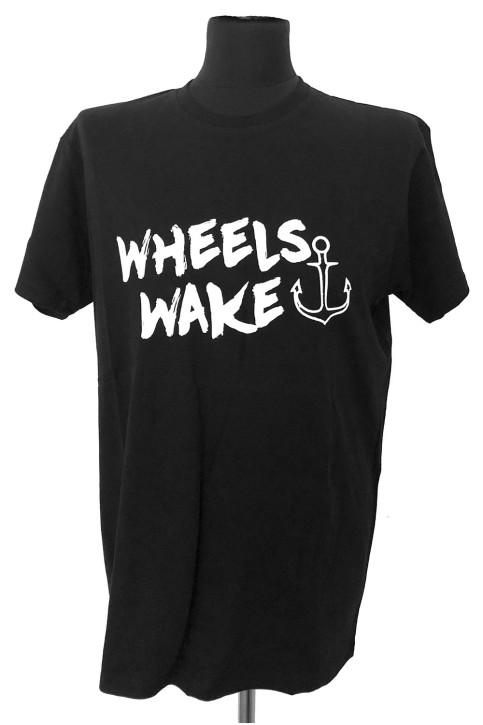 WHEELS & WAKE T-SHIRT