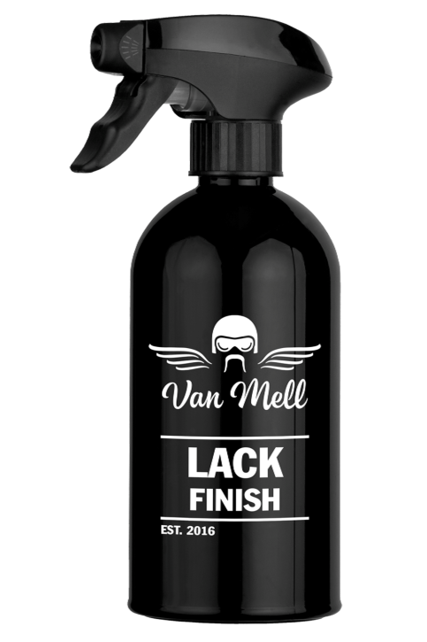 VAN MELL LACK FINISH