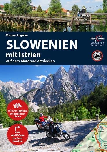 Motorrad Reiseführer Slowenien mit Istrien