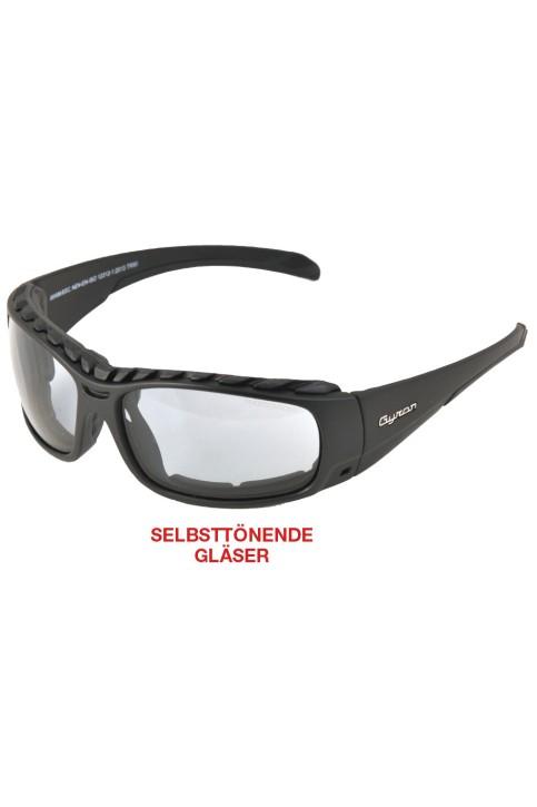 GYRON KUMA Motorrad Sonnenbrille selbsttönend