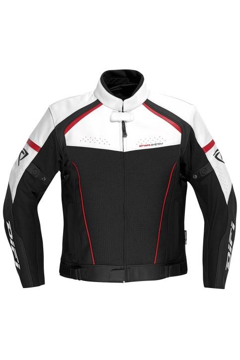 DIFI SACRAMENTO AEROTEX® Motorradjacke Leder
