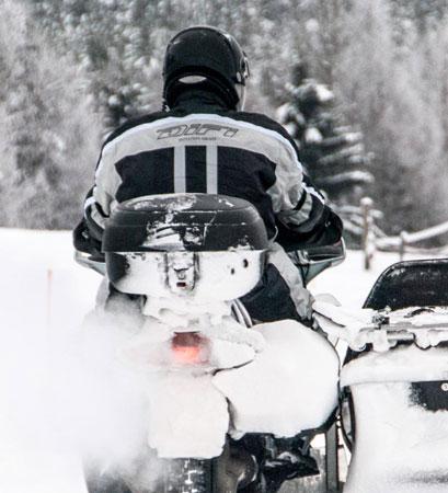 Motorradkleidung für Sommer und Winter