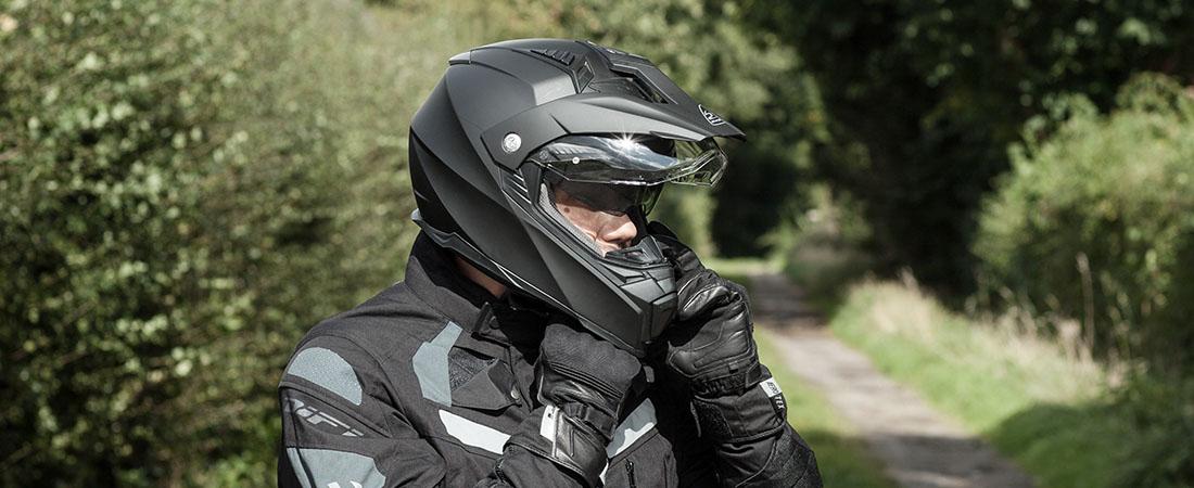 BAYARD CX-50 S Crossover Motorradhelm