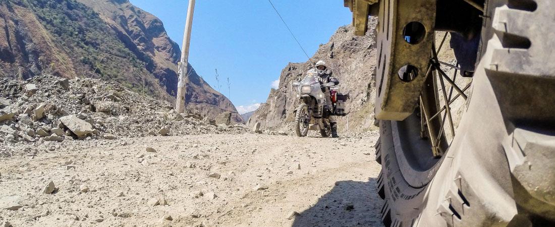 DANE BREMDAL XPR-Tex® Motorradjacke