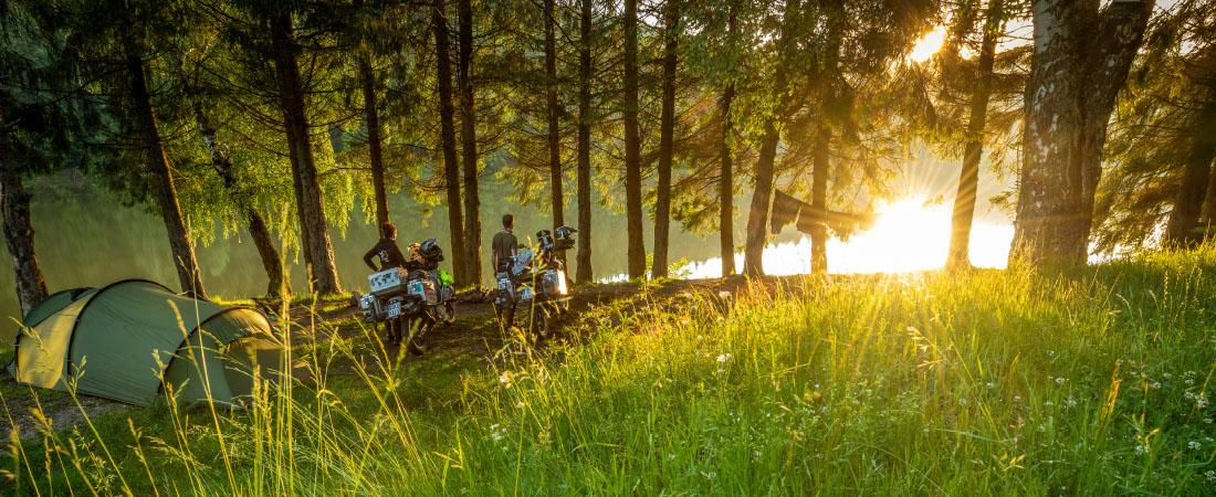 DANE BRENDE GORE-TEX INFINIUM™ Motorrad Nierengurt Damen