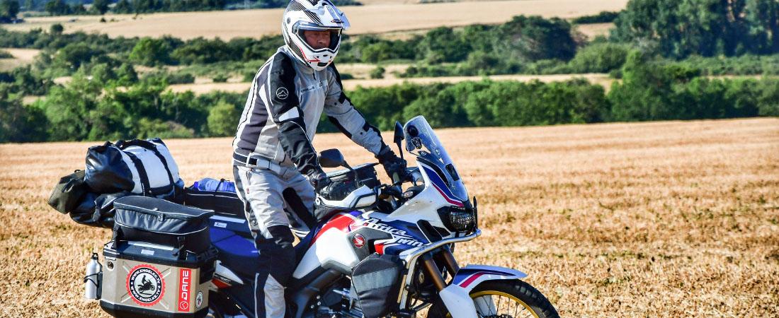 DANE FANO 2 Motorradjacke Sommer