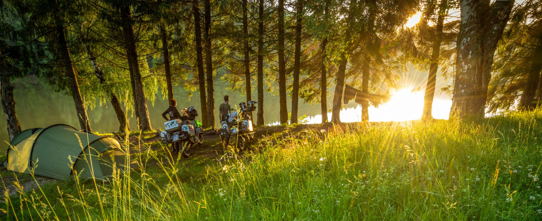 DANE SKELUND Motorradhandschuhe Sommer