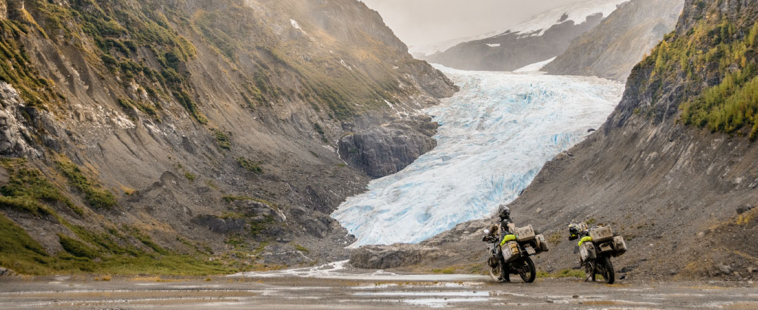 DANE THULE 2 GORE-TEX Motorradhandschuhe Winter