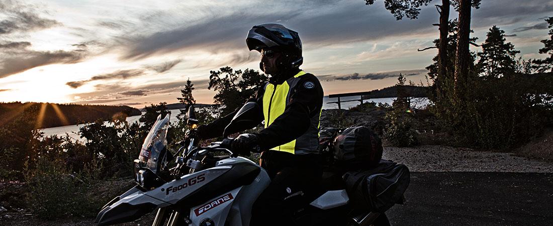 DANE NORDLYS Motorradweste