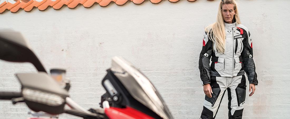 DIFI DESERT RIDE LADY AEROTEX® Motorradhose Damen