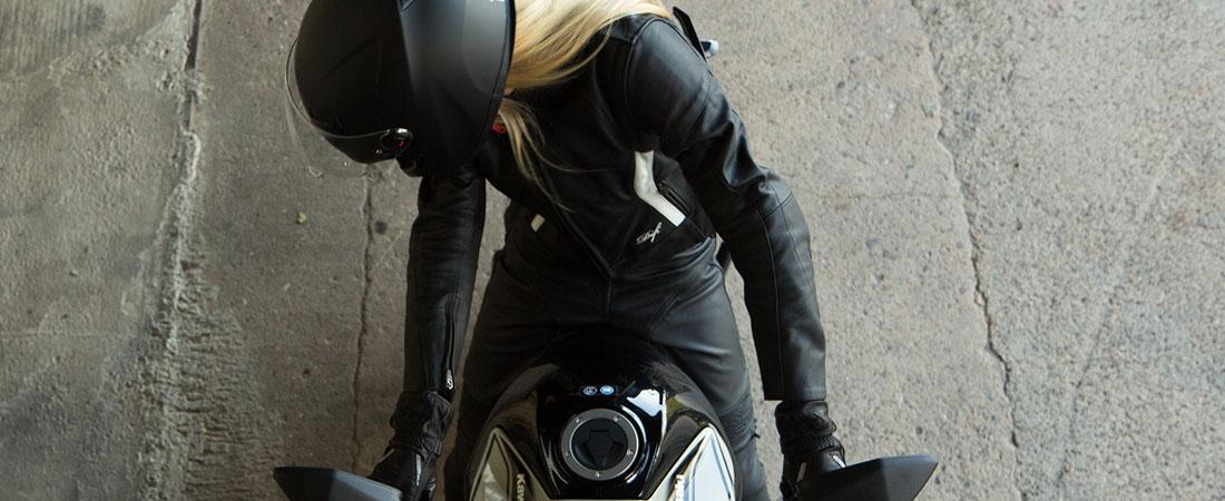 DIFI SOPHIE Motorradjacke Damen