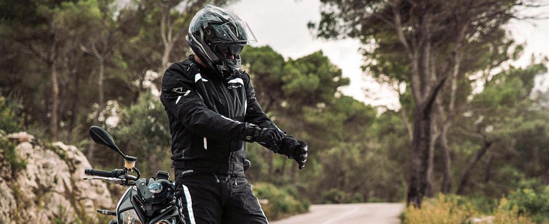 DIFI CATALUNYA AEROTEX® Motorradjacke