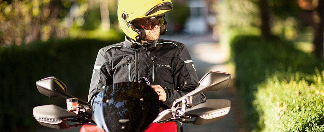 DIFI DEXTER AEROTEX® Motorradjacke