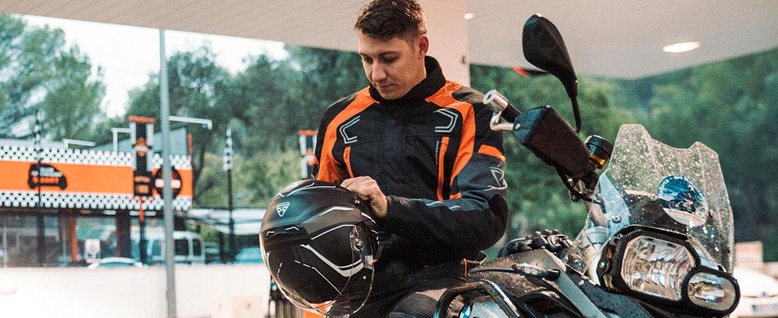 DIFI ODEON AEROTEX® Motorradjacke