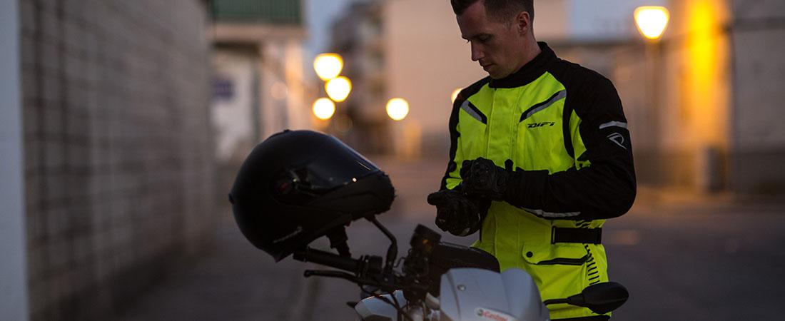 DIFI SPARK AEROTEX® Motorradjacke