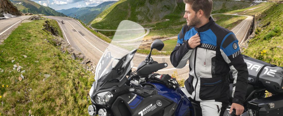 DANE IKAST GORE-TEX Motorradjacke
