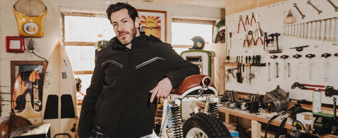 DIFI MILO AEROTEX® URBAN Motorradjacke