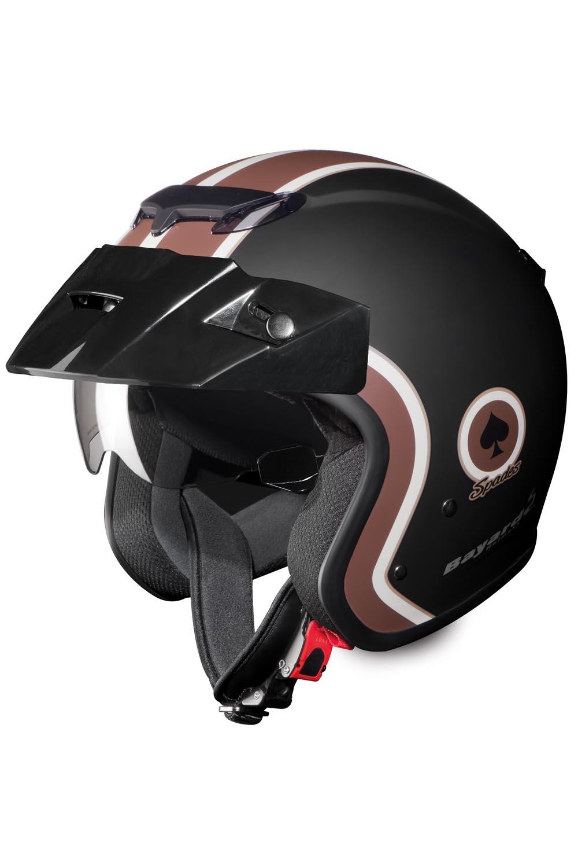 bayard xp 15 s spades jethelm im motoport onlineshop. Black Bedroom Furniture Sets. Home Design Ideas