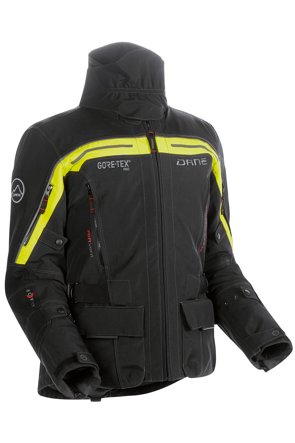 dane nimbus gore tex pro motorradjacke im motoport onlineshop. Black Bedroom Furniture Sets. Home Design Ideas