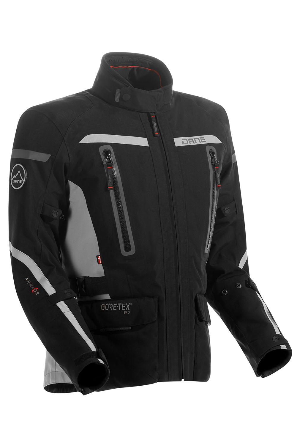 dane torben 2 gore tex pro motorradjacke im motoport. Black Bedroom Furniture Sets. Home Design Ideas