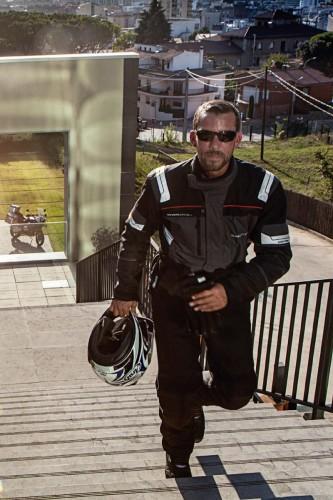 DIFI VOYAGER AEROTEX® Motorradjacke