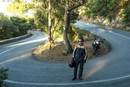DIFI ATLAS AEROTEX® Motorradhose