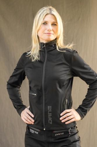 DANE FREYA Damen Motorrad Softshelljacke im MotoPort Onlineshop