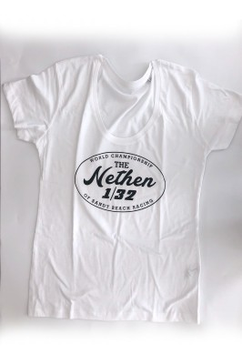 WHEELS & WAKE DAMEN T-SHIRT NETHEN 1/32