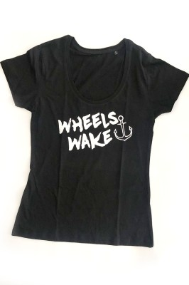 WHEELS & WAKE T-SHIRT