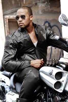 DIFI TYLER Motorradjacke Leder