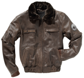 DIFI AVIATION CLASSICS Motorradjacke