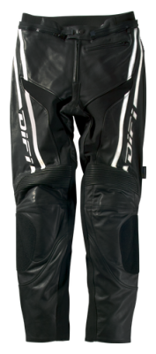 DIFI QATAR Motorradhose Leder