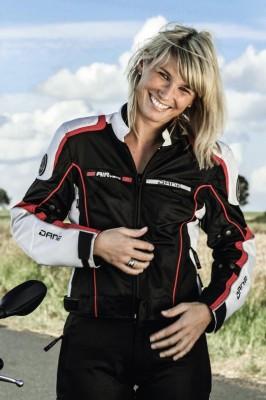 DANE FANO Motorradjacke Sommer Damen