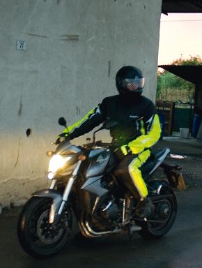 DIFI SIROCCO FLASH Motorrad Regenkombi
