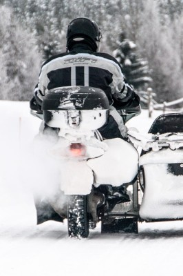 DIFI YUKON Motorrad-Thermokombi Einteiler