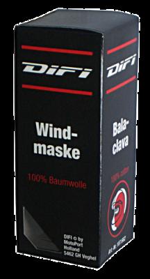 DIFI Motorrad Windmaske, Baumwolle