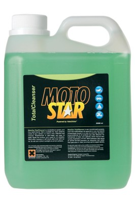 MOTOSTAR TOTAL CLEANER 2L