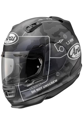 ARAI Rebel Integralhelm