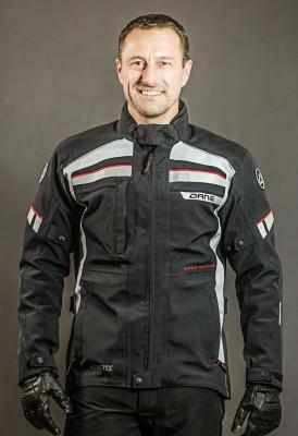 DANE NYSTED GORE-TEX® Motorradjacke
