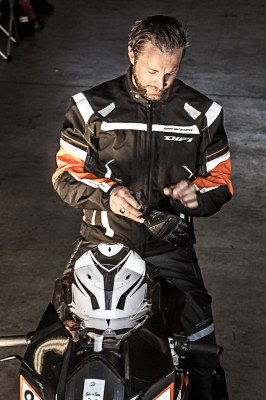 DIFI DURBAN AEROTEX® Motorradjacke